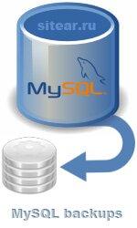 mysql backups - бэкап базы данных