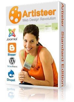 Artisteer 3 - конструктор web-сайтов