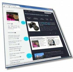 Шаблон: Шаблон сайта для фотографов: HTML, CSS, 8 страниц